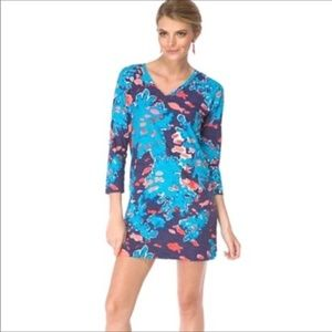 Lilly Pulitzer Corrine Dress Reef Me Up